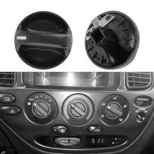 1 шт. ручка управления нагревателем аксессуары набор Кнопка черная для Toyota Tundra 2000-2006