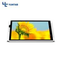 New!! Yuntab 4 gam điện thoại di động H8 Android 7.0 Tablet PC Quad-Core 2 GB/16 GB với dual camera bluetooth 4.0 hỗ trợ thẻ SIM (trắng)