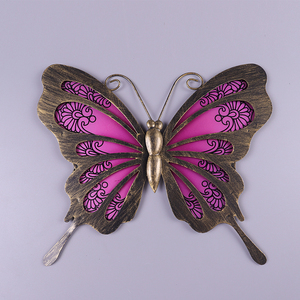 Image 5 - Garden Butterfly of Wall Artwork for Home and Outdoor Decorations Statues Miniatures Sculptures