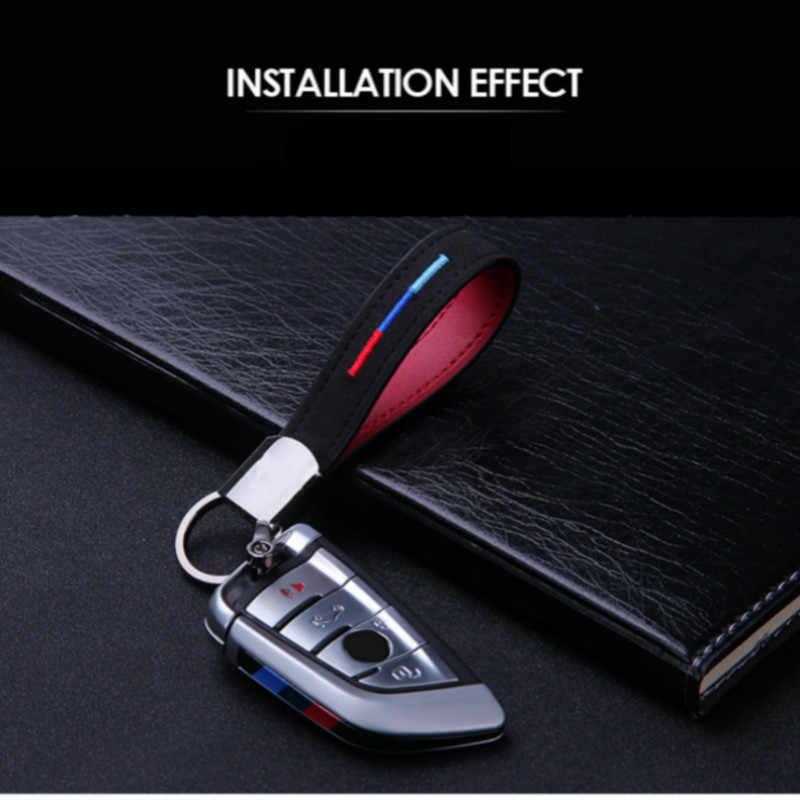 Для BMW X5 X3 X6 E46 E39 E38 E90 E60 E36 F30 F30 E34 F10 F20 E92 E38 автомобиля брелок цепочки кольца для ключей брелок аксессуары