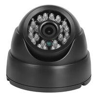 HD 720 마력 960 마력 IP 카메라 오디오 입력 외부 픽업 마이크 보안 돔 실내 카메라 IP 오디오 ONVIF P2P IP