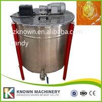 Preço de fábrica do motor extrator mel/24 quadros extrator mel transporte pelo mar