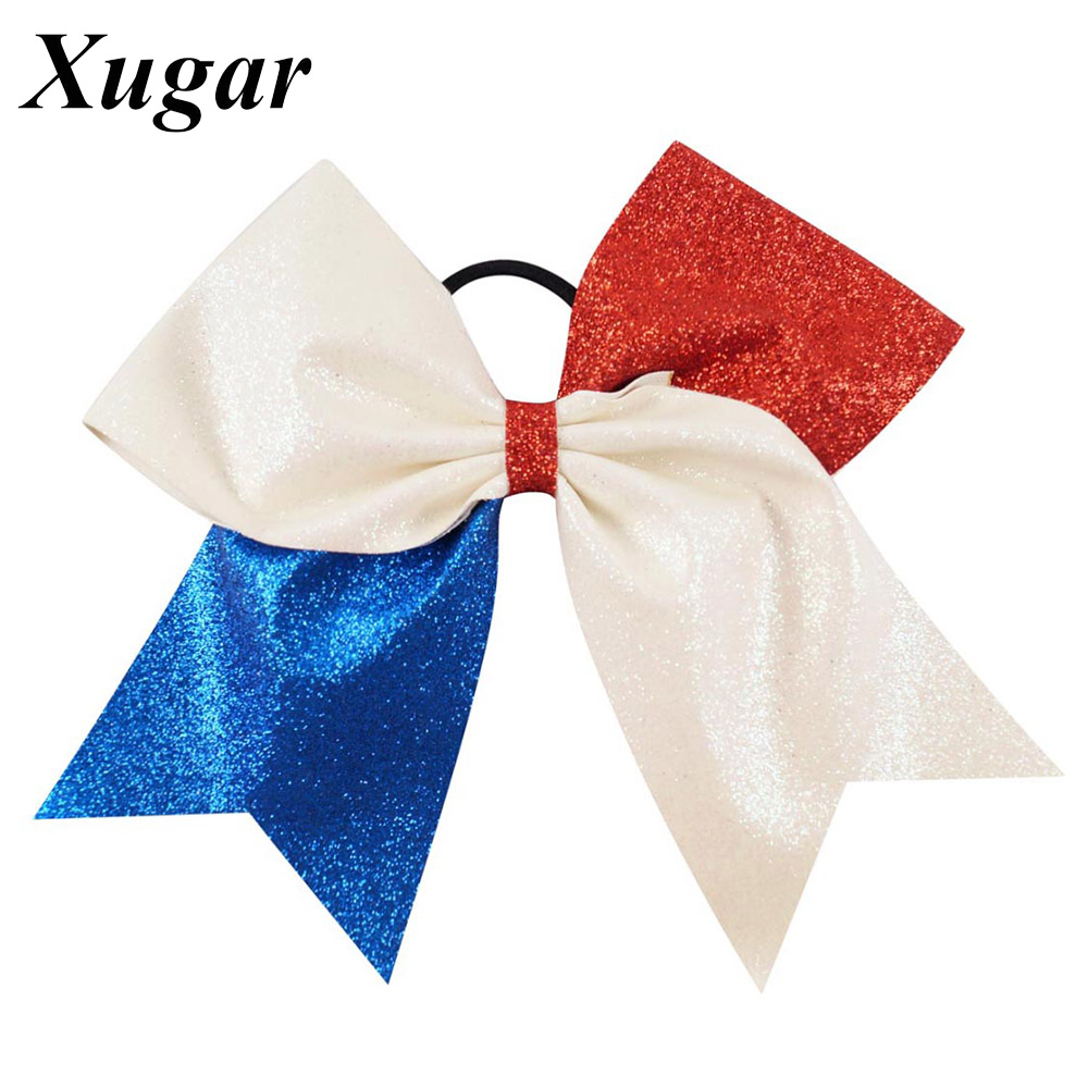 "1 pc 7"" red white blue patchwork"