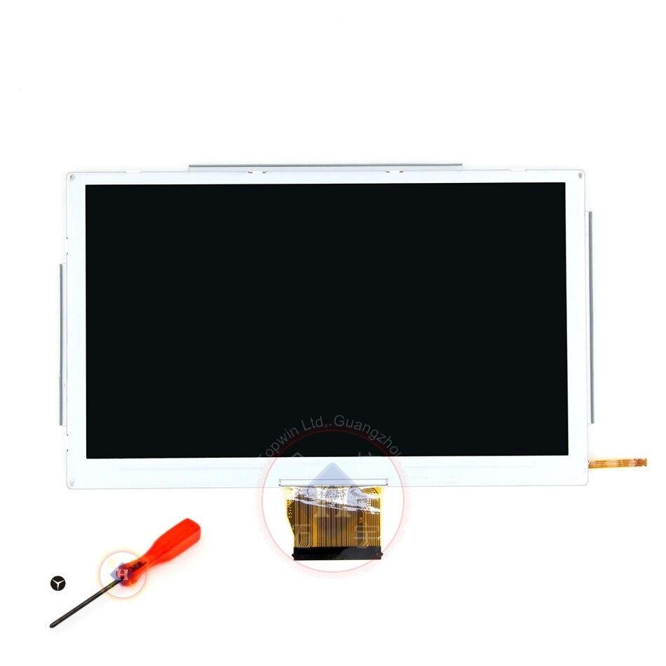 LCD Display Screen with opening tool Replacement For Nintendo WII U Gamepad WIIU gamepad repair part