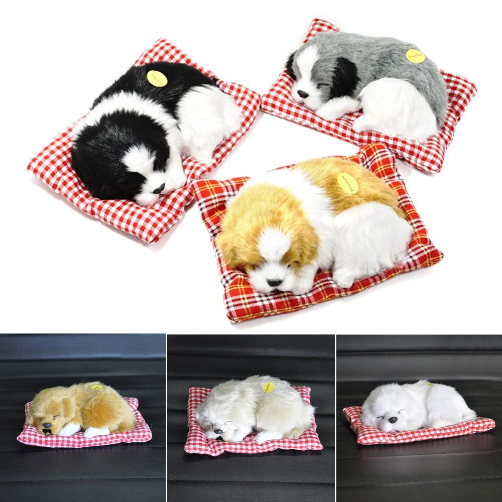 Simulation animal cat bed dog pet birthday gift sleepping cat dog electronic pet Children's cognitive toys Drop Shipping simulation animal large 30x25 cm lovely cat model lifelike white cat with long tail decoration gift t474