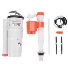 Запасной комплект для туалета, сменный клапан, аксессуары для ванной комнаты, для унитаза, ABS POM, заполнитель клапана
