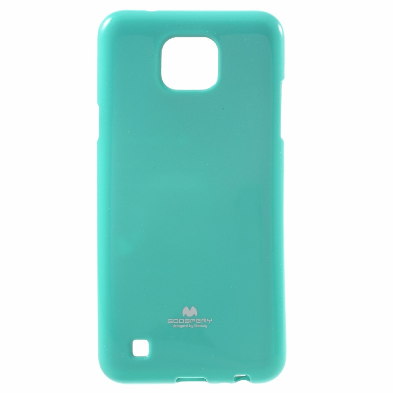 For LG X Cam TPU Cases MERCURY GOOSPERY Glitter Powder TPU Gel Protective Case for LG X Cam - 5.2 inch