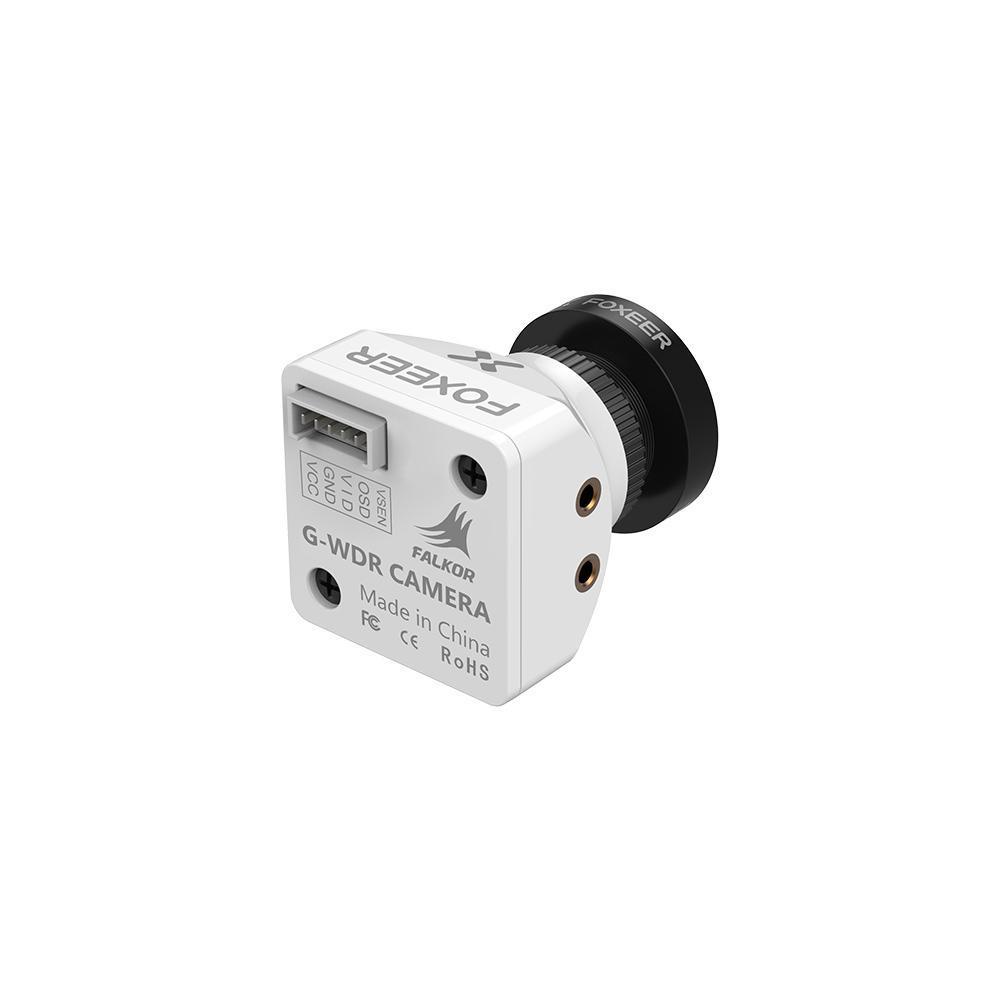 Foxeer Falkor 1200TVL Mini/caméra pleine taille 16:9/4:3 PAL/NTSC commutable GWDR - 4