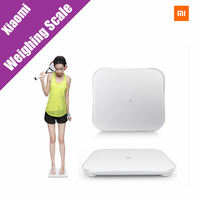 Original Xiaomi Scale Mi Smart Weighing Scale Support Android 4 4 IOS 7 0 Above Bluetooth