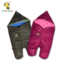 BABY sleeping bags winter the children's sleeping bags infant snowsuit baby-clothes
