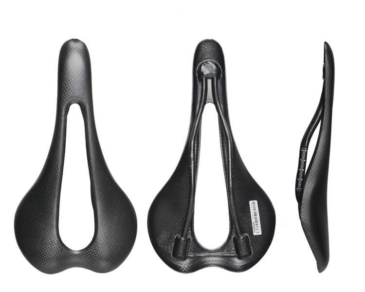 CHOOSE New Mtb Saddle Bike Seat Hollow Ultralight Bicycle Carbon Saddle Road Racing Bike Saddle Bike Accessory roswheel mtb bike bag 10l full waterproof bicycle saddle bag mountain bike rear seat bag cycling tail bag bicycle accessories