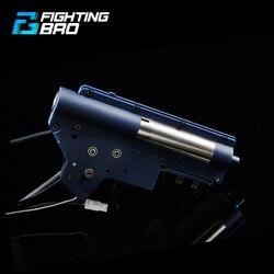 Caja de cambios FightingBro Upgrate personalizado privado BD556 TTM SLR LDT416 receptor de Maopul