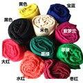 Чешский литературный чистого хлопка мягкие и удобные шаль шарф глушитель шейный платок обертывания тюрбан обертывания капот платок оголовье