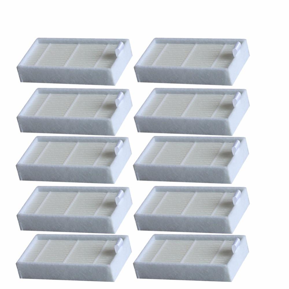 10pc Vacuum Cleaner Filters HEPA Filter for GUTREND JOY90 FUN110 CHUWI V3 iLife X5 V5 V3