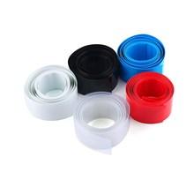 цена на 1 Pcs (18650 18500 Battery) 18.5MM-29.5MM PVC Heat Shrink Tubing Tube Wrap 5 Colors Optional