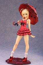 """Fate/Extra"" Saber Umbrella Dress Action Figure"