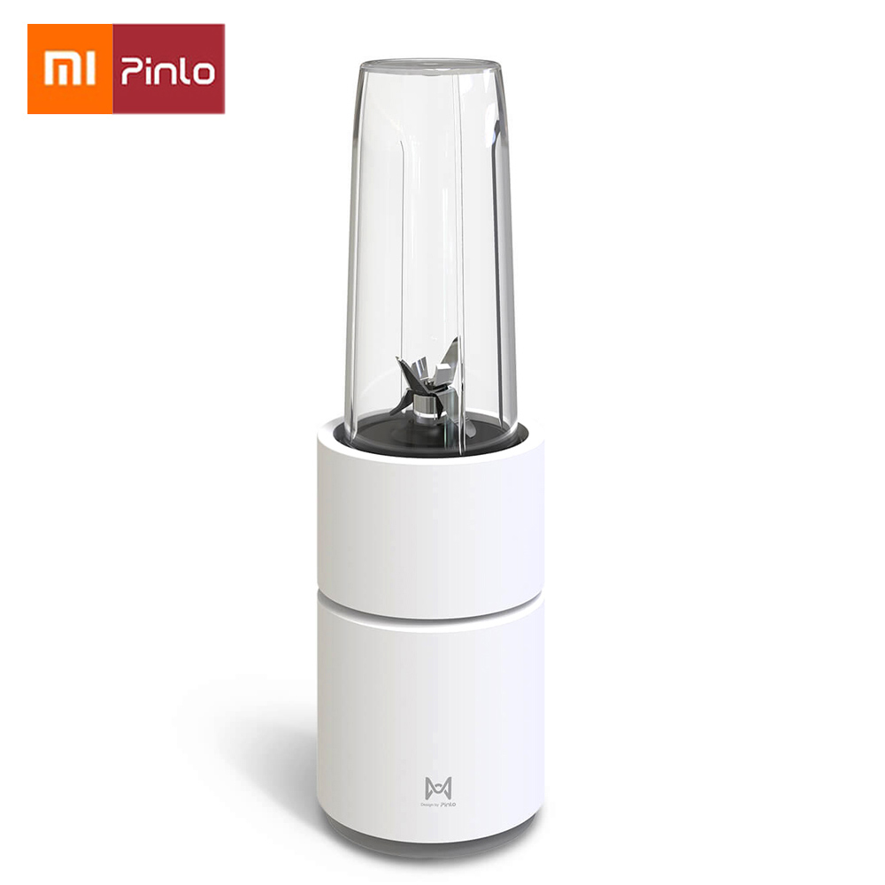 Xiaomi Pinlo Little Monster Baby Fruit And Vegetable Cooking Machine Fruit Squeezer1 Seconds Soup Household Travel Juicer xiaomi ocooker portable juicer baby fruit and vegetable cooking machine low noise cooling system dustproof design diy drinks
