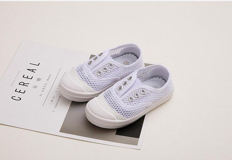 Fëmijët këpucë pranverë vjeshtë Vogël për djem vajza këpucë - Këpucë për fëmijë - Foto 5