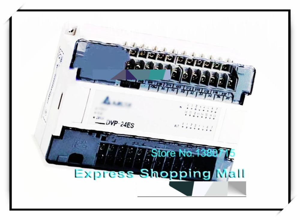 New Original DVP30ES00T2 Delta PLC 100-240VAC 18DI 12DO transistor output Standard new original dvp30ec00t3 delta plc ec3 series 100 240vac 18di 12do transistor output