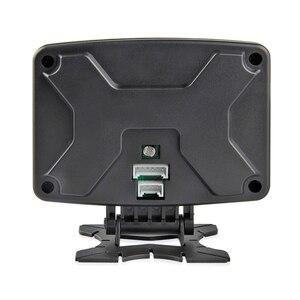 Image 4 - A208 OBD2 קירור טמפרטורת מד אבחון כלי מדחום דיגיטלי שעון DC12 24V רכב שעון מד מתח מתח Tester