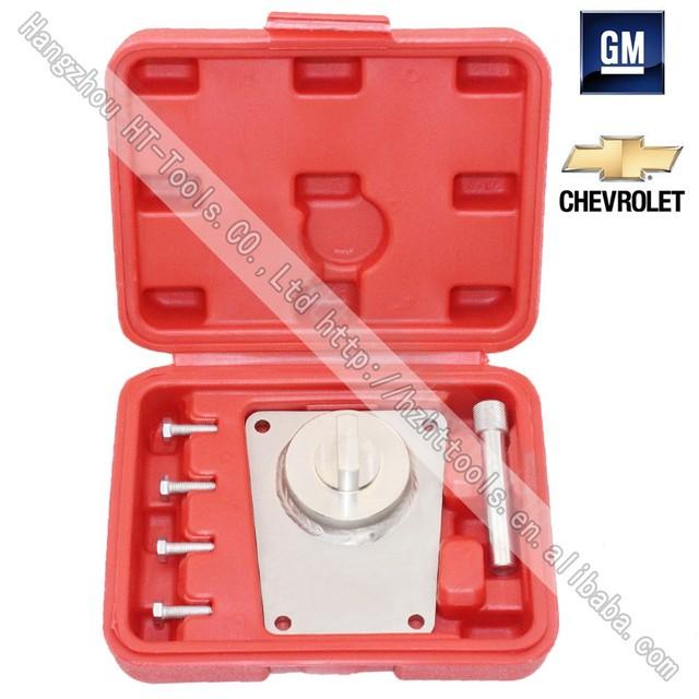 Herramienta de sincronización del motor para GM Chevrolet2.0 Sohc herramientas de motor de coche