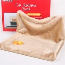 Pet Cat Cradle Hammock Radiator Bed Cushion