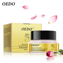 OEDO Rose peptide Eye cream Peptide Collagen Anti-Wrinkle anti-aging Remover Dark Circles care Against Puffiness and Bags
