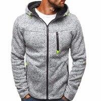 Brand 2017 Hoodie Stitching Cardigan Hoodies Men Fashion Tracksuit Male Sweatshirt Off White Hoody Mens Purpose