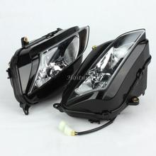 Moto Phare Head light Lampe Pour Honda CBR600RR CBR 600 RR F5 2007 2008 2009 2010 2011 2012