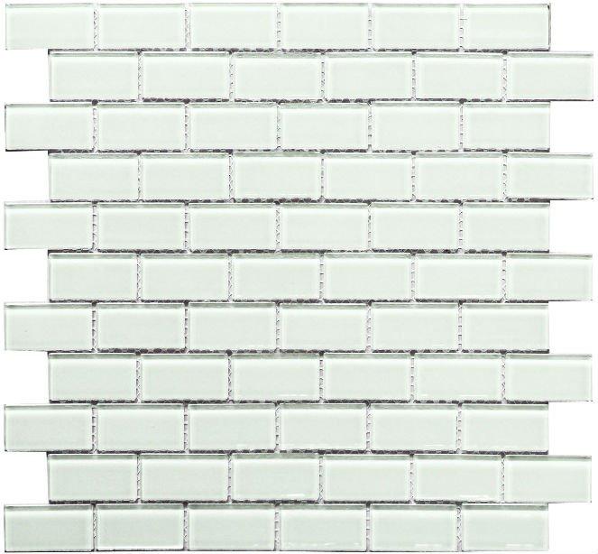 Gl Tile Sheets Strip Tiling Vitreous