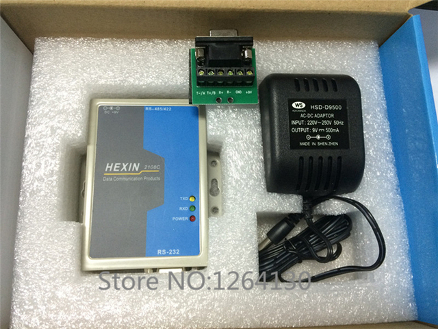Industry RS232 to RS422/RS485 Serial Converter Adapter (5KM)