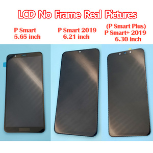 Image 4 - Original lcd für Huawei P Smart + Plus 2019 LCD Display + Touch Screen Digitizer Montage LCD Display P Smart 2019 bildschirm