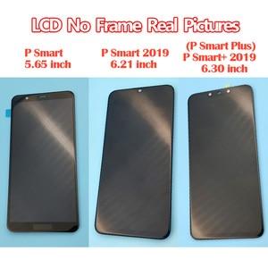 Image 4 - Originele lcd voor Huawei P Smart + Plus 2019 Lcd scherm + Touch Screen Digitizer Vergadering LCD Display P Smart 2019 Scherm
