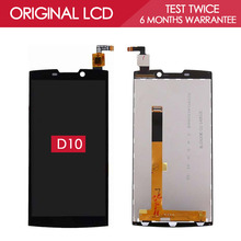 100%Tested Original Brand For Highscreen Boost 2 Se For Innos D10 version 9169 LCD Display with Touch Screen Digitizer Assembly