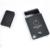 CE/FDA USB Recargable portátil de Viaje de Los Hombres Hoja DELGADA máquina de Afeitar Eléctrica de Afeitar