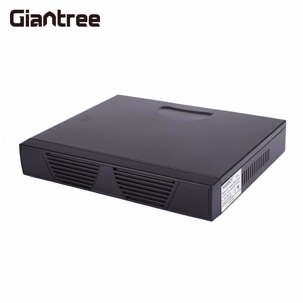 giantree POE NVR Hard Disk Monitor CCTV 8CH AHD DVR AHD-H Video Recorder Camcorder HDMI Network 8 Channel IP Cam Multilanguage new cctv accessories 4000gb 3 5 inch hard disk 4tb 7200rpm 128mb sata internal hdd for desktop dvr recorder cctv system sk 243