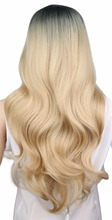 Long Wavy 65 Cm Synthetic Wig