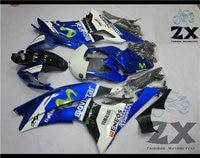 Бесплатно в комплекте Обтекатели для Yamaha R6 2009 2010 2011 2012 2013 2014 2015 Пластик впрыска комплект мотоциклов Сук R60914