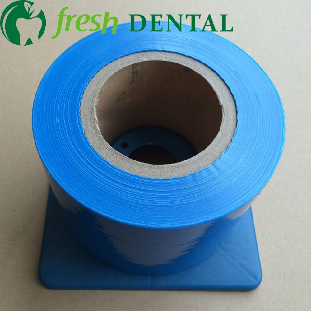 1PC Dental Universal barrier Film Dental protective film single use convenient health dental materials SL437