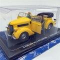 1:43 modelos de coches clásicos-L'ENIGME Tintin DE L'ATLANTIDE-FD CABRIOLET