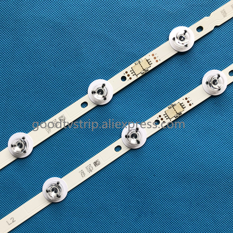 Image 4 - 12pcs LED Strip for LG 55'' 55LB671V 55LB673V 55LB675V 55LB677V 55LB679V 55LB690V 55LB700V 55LB720V 55LB730V 55LB7200 55LB670V-in LED Bar Lights from Lights & Lighting