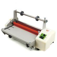 1PC 12th 8350T A3+ four roll laminator hot roll laminator and common laminator