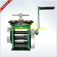 Jewelry Mini Rolling Mill Tool and Equipment Goldsmith Machine Hand Rolling Mill 100% Promotion with Best Price