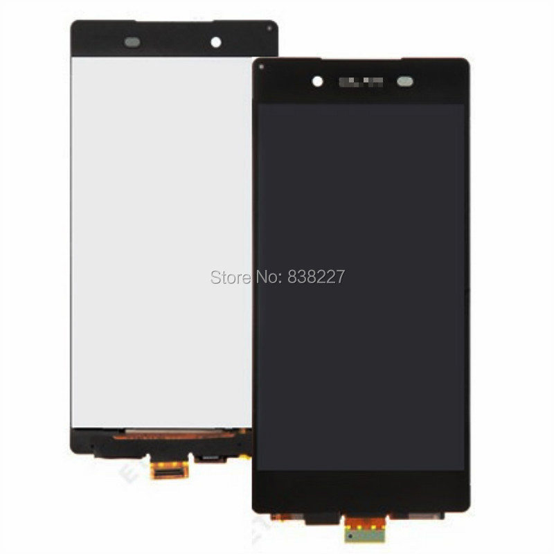 ФОТО Display For Sony Xperia Z3+ Z3 Plus Z4 E6553 LCD Display touch Screen Digitizer ORIGINAL replacement panel in stock