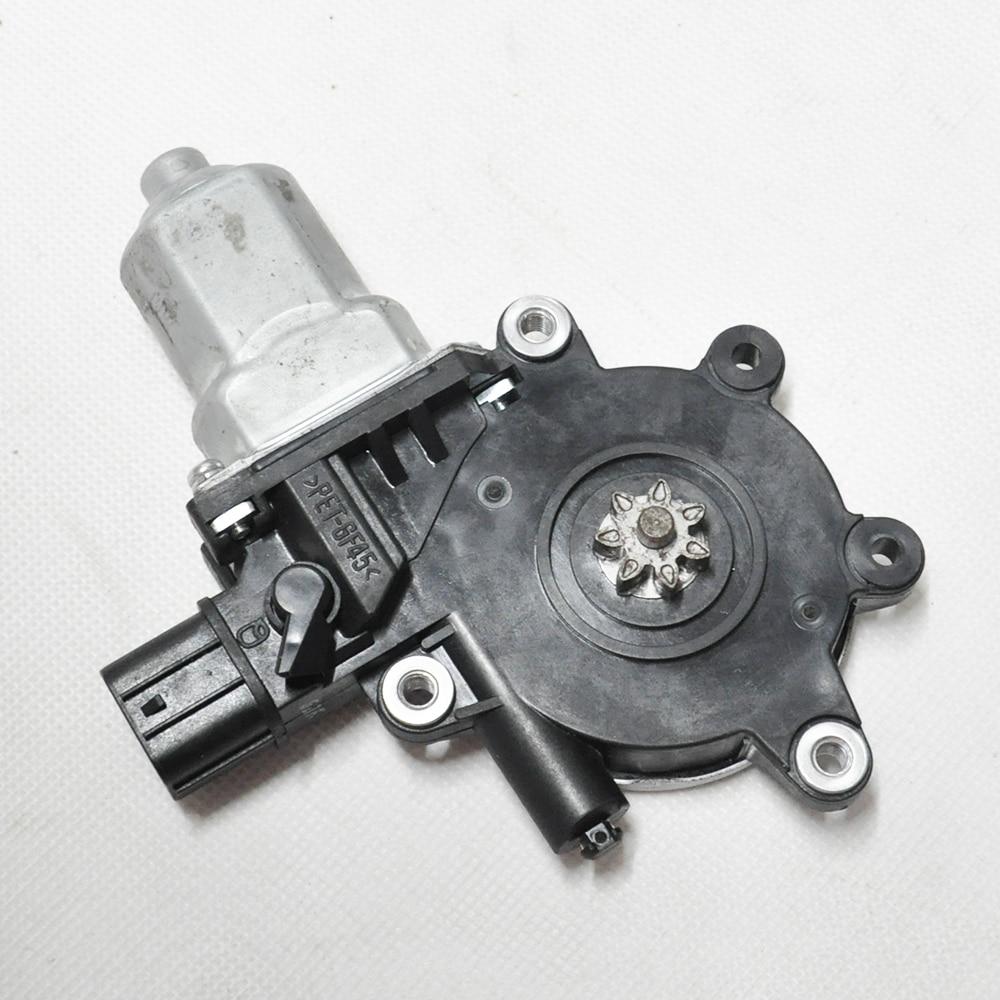 Door Power Window Regulator Motor For AIRTREK/OUTLANDER DELICA GALANT FORTIS LANCER LANCER EVOLUTION 5713A085 -Front