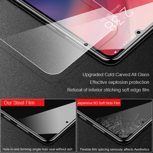 Image 5 - 1/2/3/4Pcs Tempered Glass For Xiaomi Redmi Note 9S 9 Pro Max Screen Protector Protective Glass For Redmi Note 8t 8 8A 7 7A 6A 5