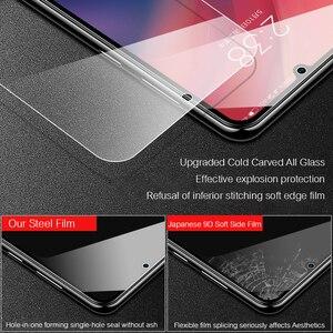Image 5 - Vidrio templado para Xiaomi Redmi Note 9S 9 Pro, Protector de pantalla máx. Para Redmi Note 8t 8 8A 7 7A 6A 5, 1/2/3/4 Uds.