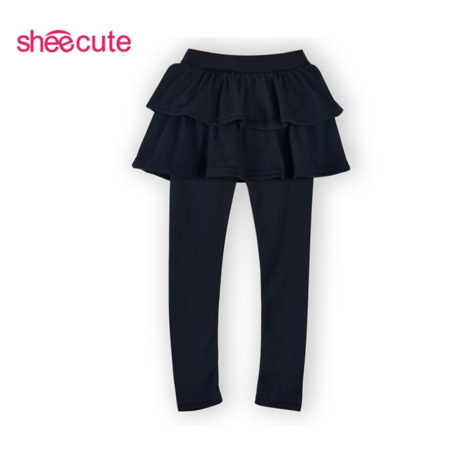 New Arrive Spring Retail girl legging Girls Skirt pants Cake skirt girl baby pants kids leggings ...