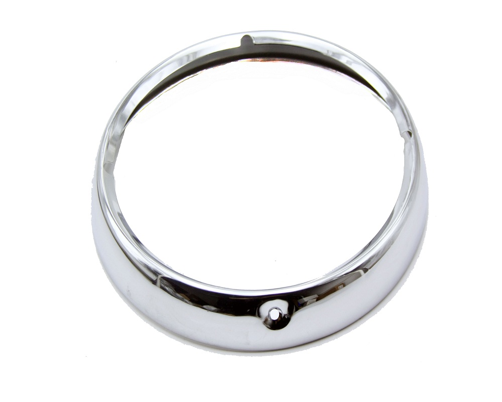 New 7 Headlight Headlamp Trim Ring For Harley Davidson Touring Road King Electra Glide Street Glide and Tri Glide king ring street album no 1