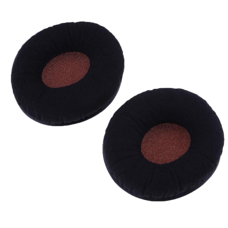 2019 New Style Replacement Ear Pads Cushion For Sennheiser Momentum On-ear Headphone High Quality Velvet And Memory Foam Cushion Handsome Appearance